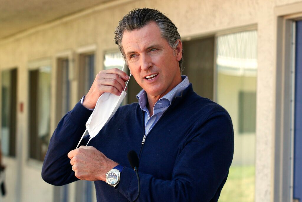 California Gov. Newsom failed to take promised pay cut, newspaper finds