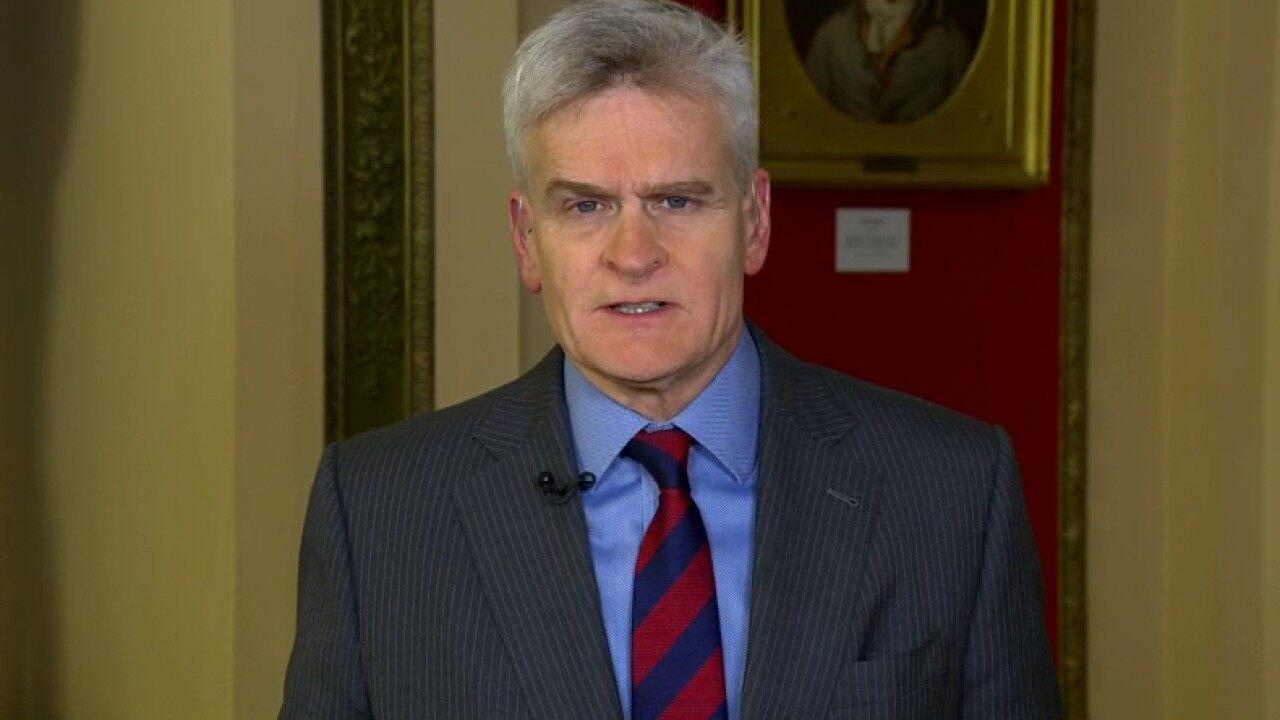 GOP Sen. Bill Cassidy tests positive for coronavirus