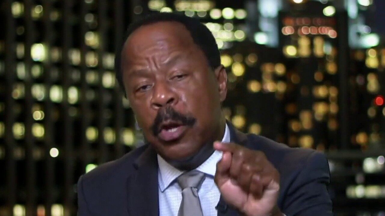 Civil rights attorney Leo Terrell blasts inaction by Democrats as 'thugs attack law-abiding citizens'