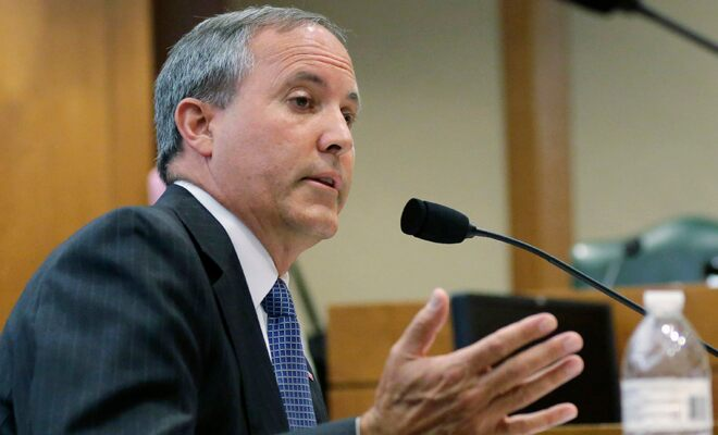 Texas AG Paxton slams attempt to block private schools from reopening as 'attack on religious freedom'