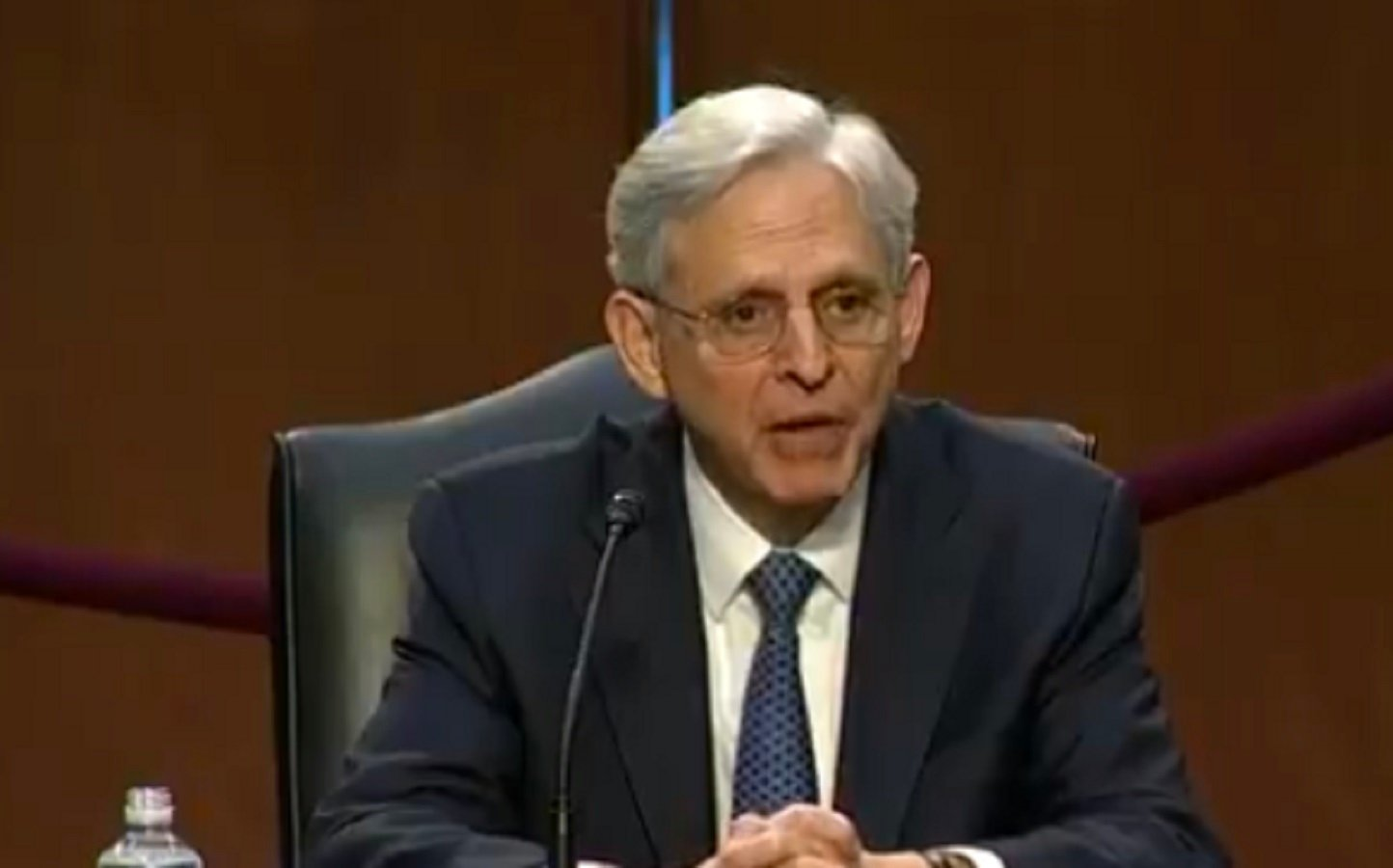 Biden AG Nominee Merrick Garland Refuses to Call Illegally Crossing the Border a Crime