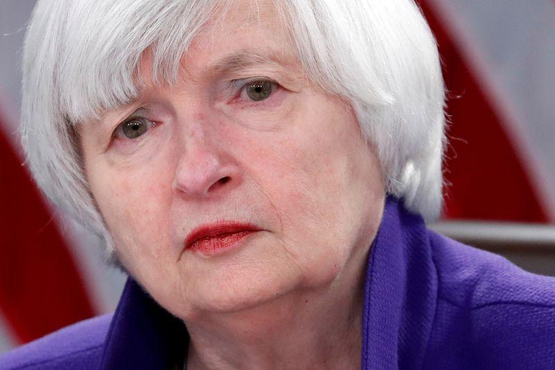 U.S. Treasury Secretary Yellen warns of lasting impact of COVID on Black Americans
