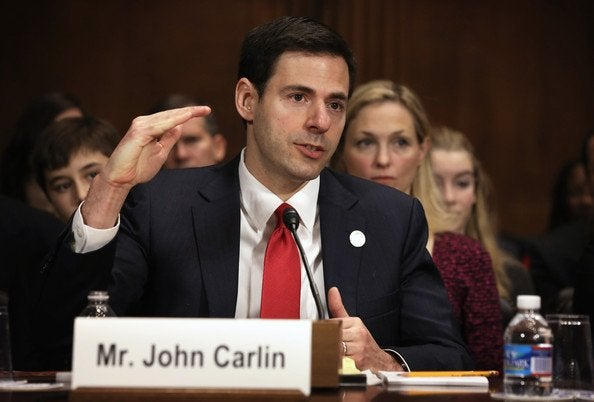 OUTRAGE: Former Assistant Attorney General John Carlin Who Illegally Withheld Info from FISA Court in 2016 Returns As Acting Deputy AG Under Biden