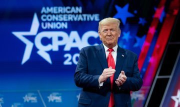 LIVE-STREAM VIDEO: President Donald Trump Live at CPAC 2021 at 3:40 PM ET on RSBN Channel