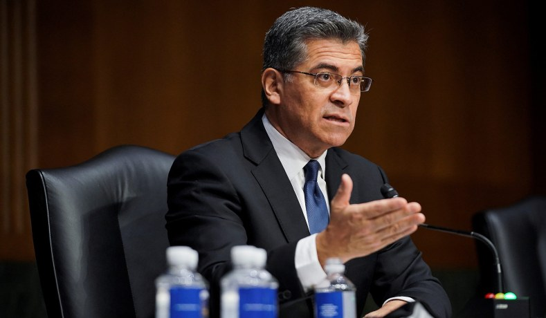 Becerra Commits to Collecting Health Data by Race: 'It's Time' | Federal Inquirer
