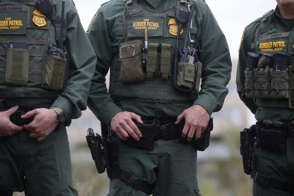 Border Patrol Agent Hospitalized With COVID After Responding To Biden's Border Crisis