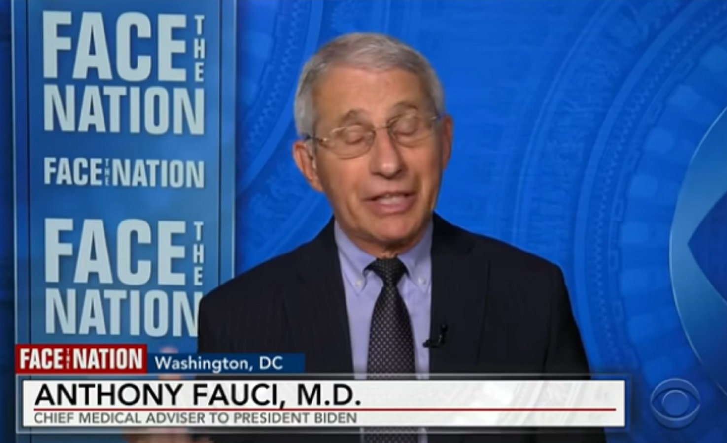 Government Cruelty: Fauci Says Children Must Wear Masks to Play Together (VIDEO)