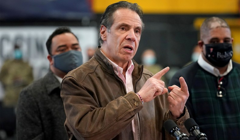 Cuomo Apologizes for 'Insensitive' Remarks as Pelosi Calls Harassment Allegations 'Credible' | Federal Inquirer