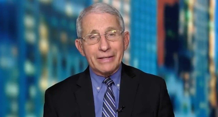 Fauci Rips Texas Governor For Reopening Businesses, Ending Mask Mandate (VIDEO)