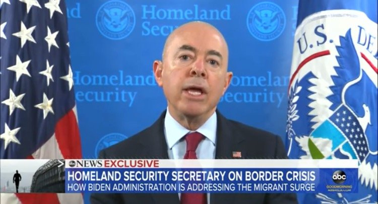 Biden's DHS Chief Announces He is Opening New Doors For Migrants, Expanding Central American Minors Program as Border Crisis Worsens