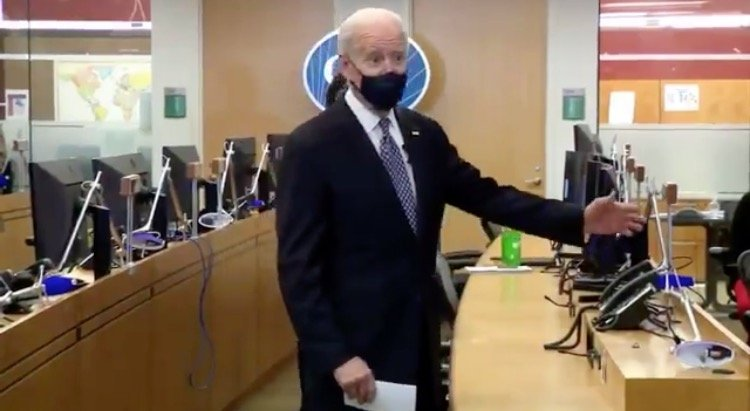 "CRINGE: Joe Biden: ""I Wanted to Yield to My Vice President, Who's Smarter Than I Am"" (VIDEO)"