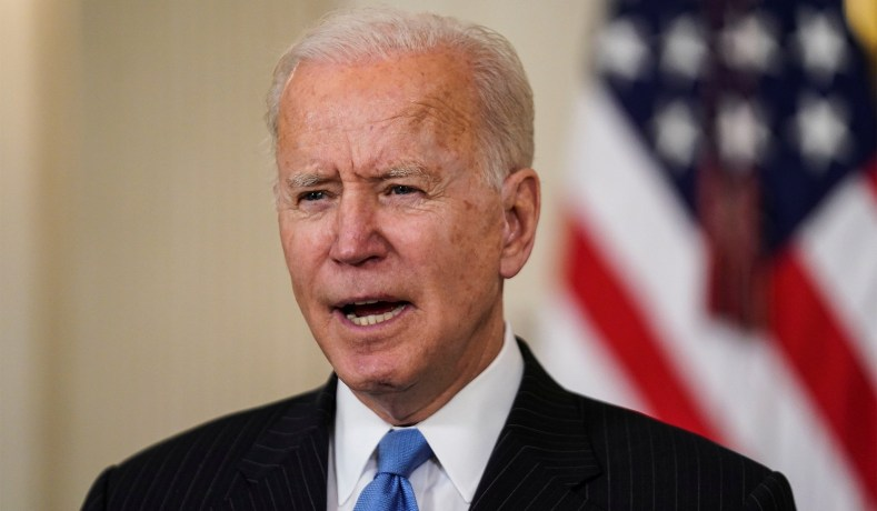 Biden Supports New War Powers Vote in Congress | Federal Inquirer
