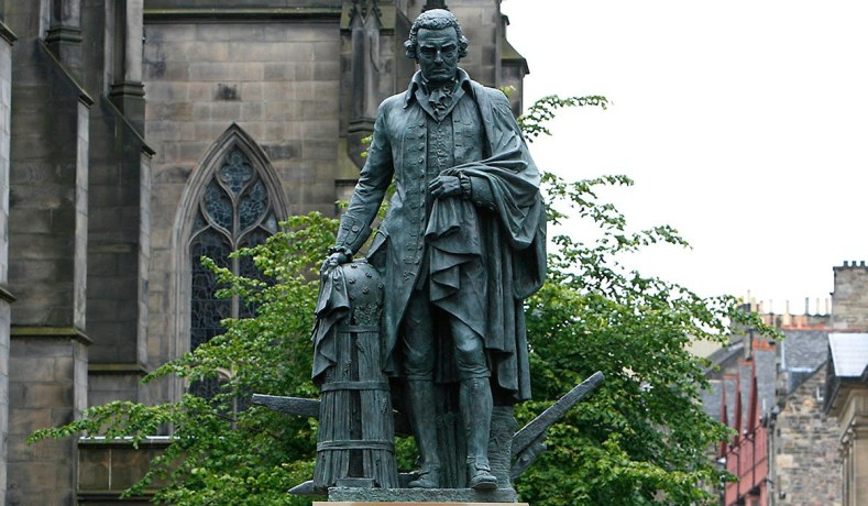 Cancel Culture Stalks Adam Smith, an Ardent Foe of Slavery | Federal Inquirer