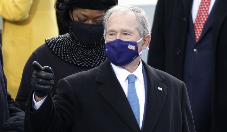 George W. Bush Says Capitol Riots Made Him 'Sick to My Stomach' | Federal Inquirer