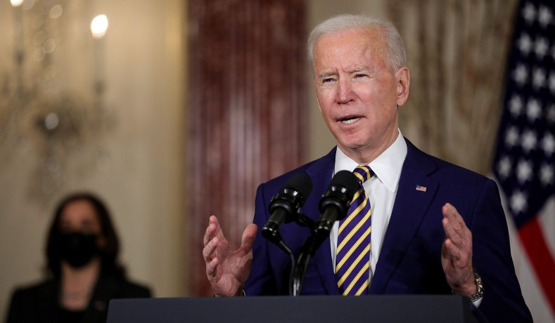 Biden Open to Filibuster Reform: 'Democracy Is Having a Hard Time Functioning' | Federal Inquirer