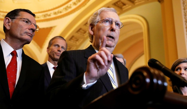 McConnell Warns Democrats of 'Scorched-Earth Senate' If Filibuster Is Removed | Federal Inquirer