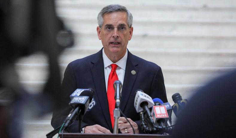 Georgia Secretary of State Criticizes House Democrats' Attempt to Reverse GOP Win in Iowa   Federal Inquirer