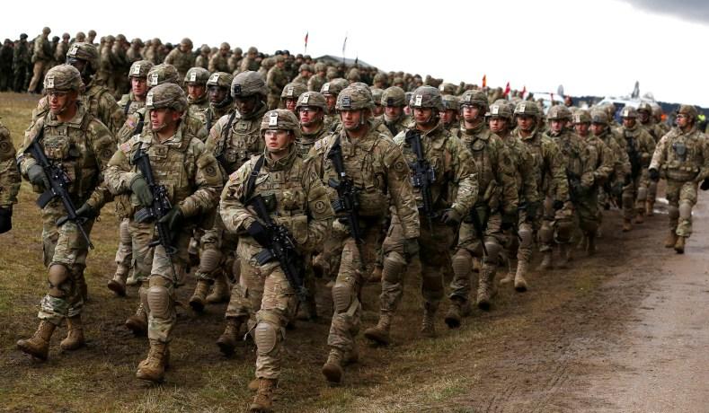 Slandering the U.S. Military . . . Again | Federal Inquirer