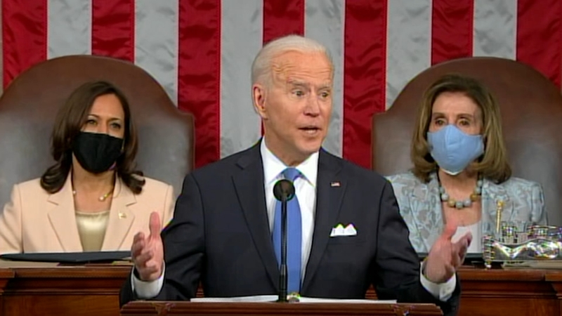 CNN Poll Delivers Bad News for Biden: His First Presidential Address to Congress Underperforms Trump's