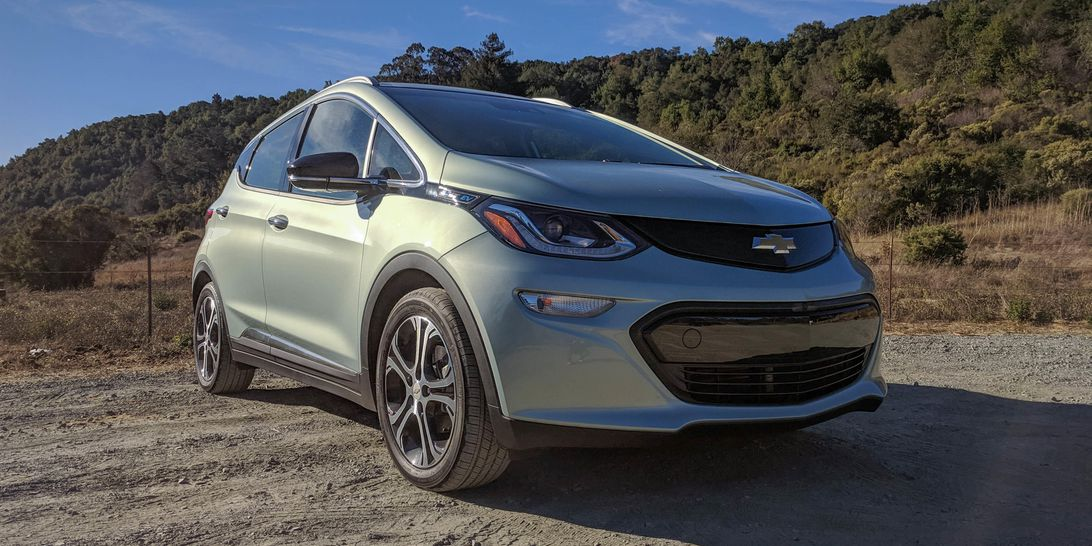 GM to install advanced diagnostic software in all Chevy Bolts as recall fix