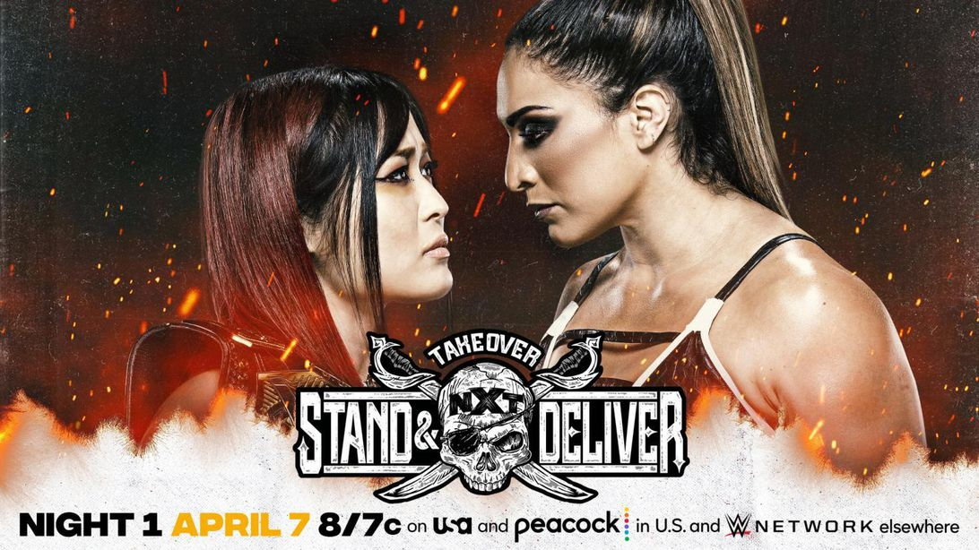 NXT TakeOver Stand and Deliver: Results, new champions and full recap