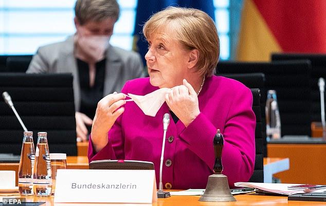 Angela Merkel calls for national lockdown to curb Germany's coronavirus crisis