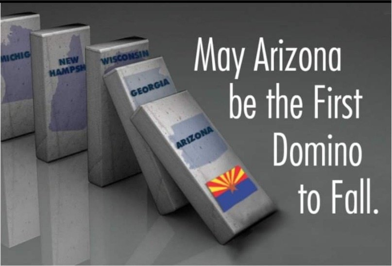 The Location of the 2020 Election Audit of Maricopa County's Results Is Now Set - The World is Watching Arizona