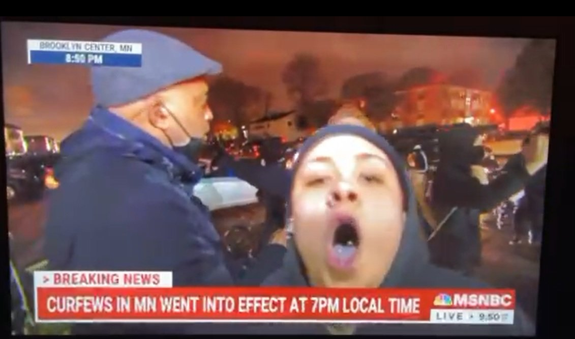 BREAKING: MSNBC Films Thugs Looting Dollar Tree – Looters Notice – Attack MSNBC on Live TV – Tell Them to Go the F&$k Home (VIDEO)