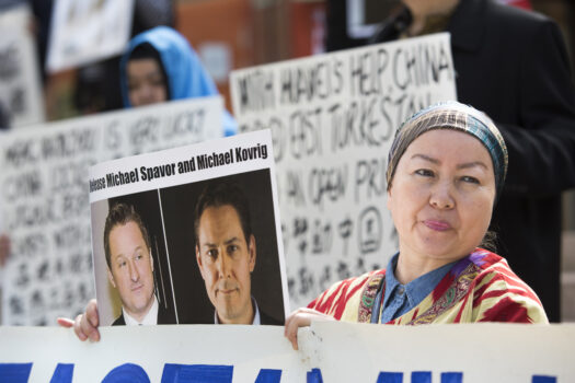 Chinese Embassy Hosts Two-Hour Press Conference in Australia to Downplay Uyghur Abuses