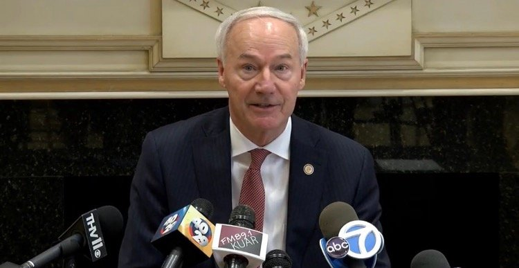 GOP Arkansas Governor Vetoes Bill Which Bans Gender Transition Procedures For Minors