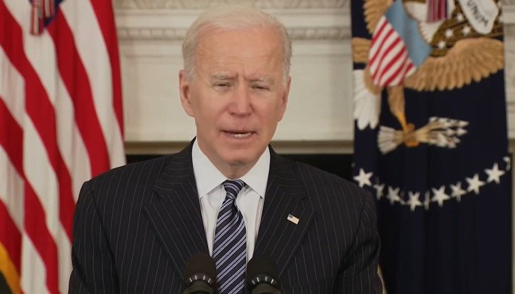 Biden Encourages Masters to Move Out of Georgia by Continuing to Lie About State's New Election Laws (VIDEO)