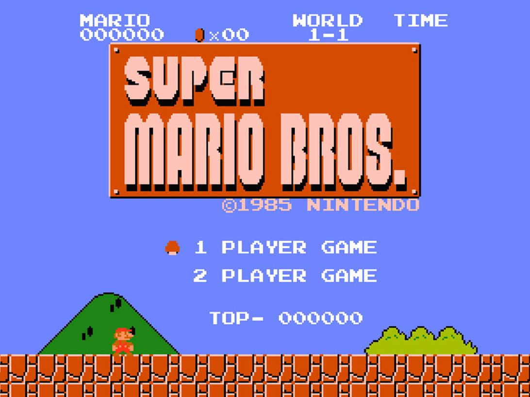 Super Mario Bros. on NES has a new, 'impossible' world record