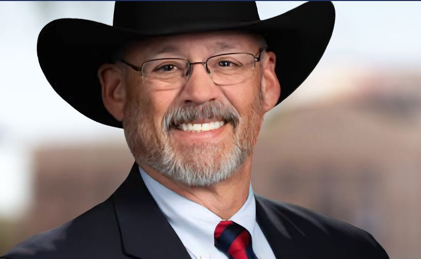 """Arizona Rep. Mark Finchem on Voting Laws and Voter IDs: """"Can Ya' Just Show Me the Evidence?"""""""