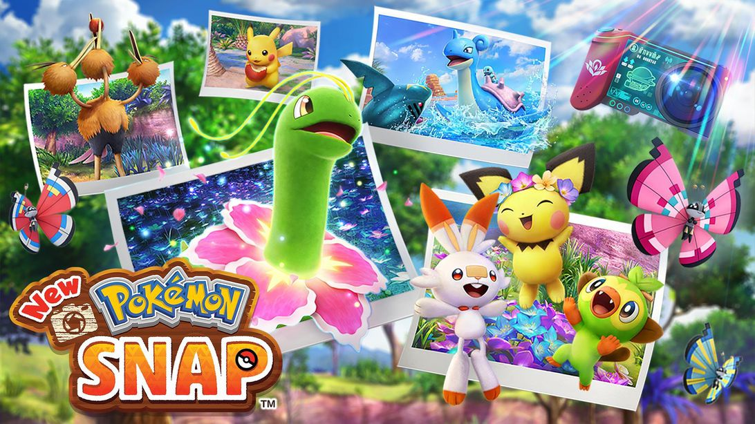New Pokemon Snap is the most chill game since Animal Crossing