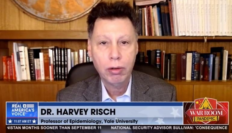 Yale Epidemiologist: More than Half of New COVID Patients Have Been Vaccinated (VIDEO)