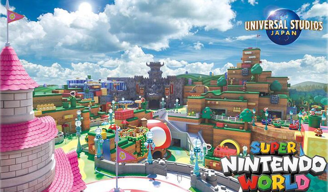 Super Nintendo World in Osaka closes after COVID case surge in Japan