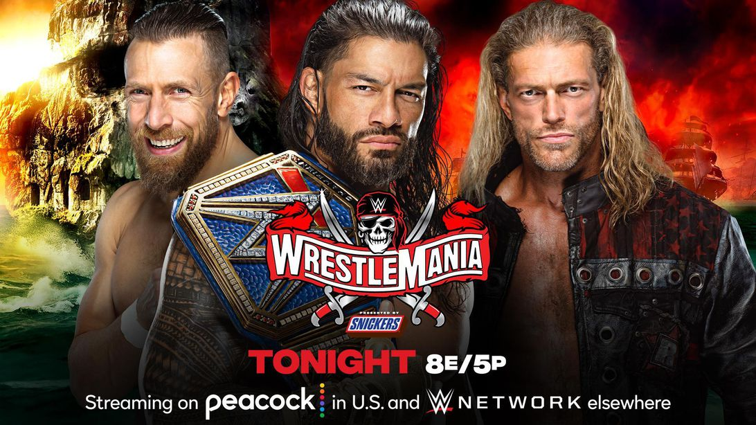 WWE WrestleMania 37 Night 2: Results, live updates and match ratings