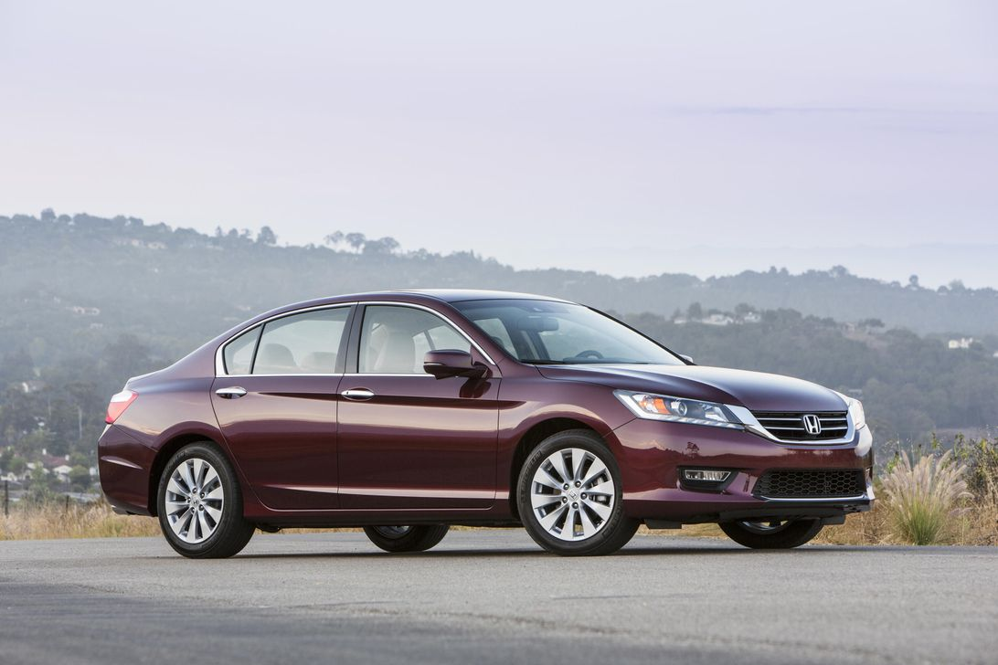 Honda Accord investigated over alleged steering defect, NHTSA says