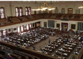 Texas House Passes Voter Bill Targeting Mail In Voting, NAACP Determined To Usurp the New Law