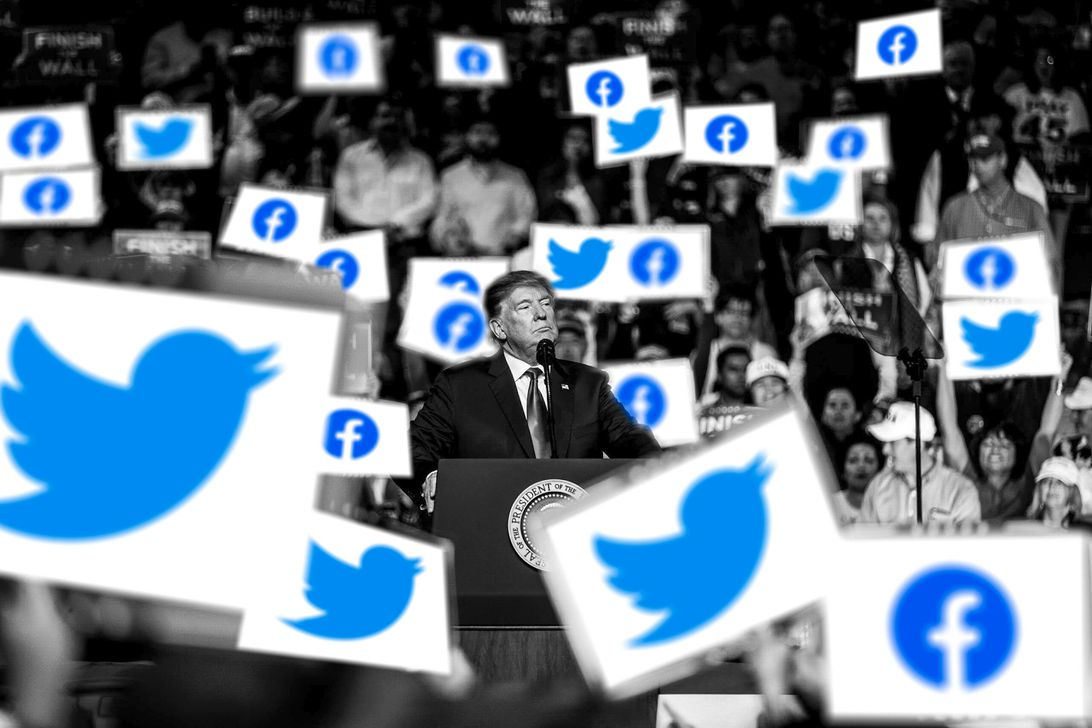 Florida law would ban social sites from banning politicians