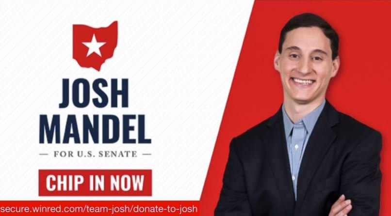 The Gateway Pundit Interviews Ohio Senate Candidate and Pro-Trump Veteran Josh Mandel