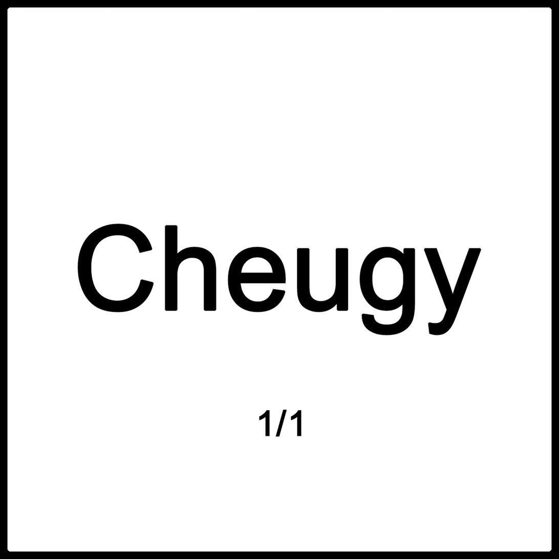 The word 'cheugy' is being sold as an NFT