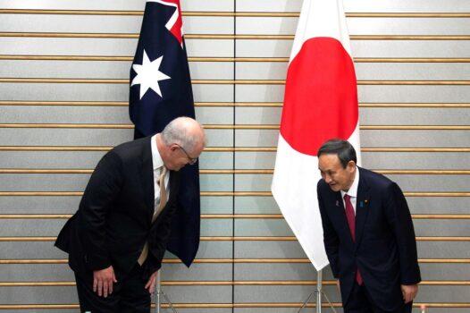 Japanese Ambassador Praises Australia's Response to Beijing Aggression