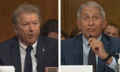 Sen. Rand Paul Sends Official Criminal Referral on Dr. Fauci to Justice Department