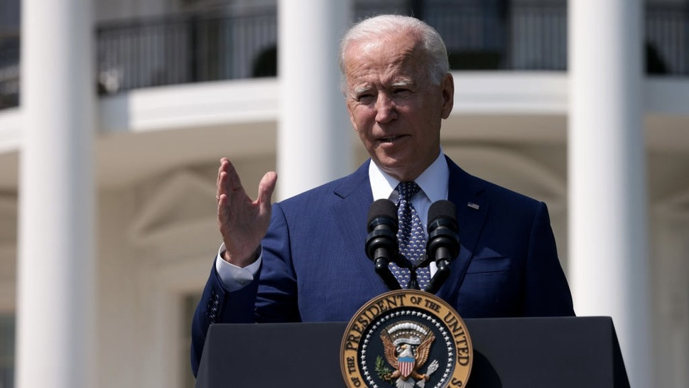 Biden 'Checking' To See If He Has Power To Mandate Kids Wear Face Masks In School
