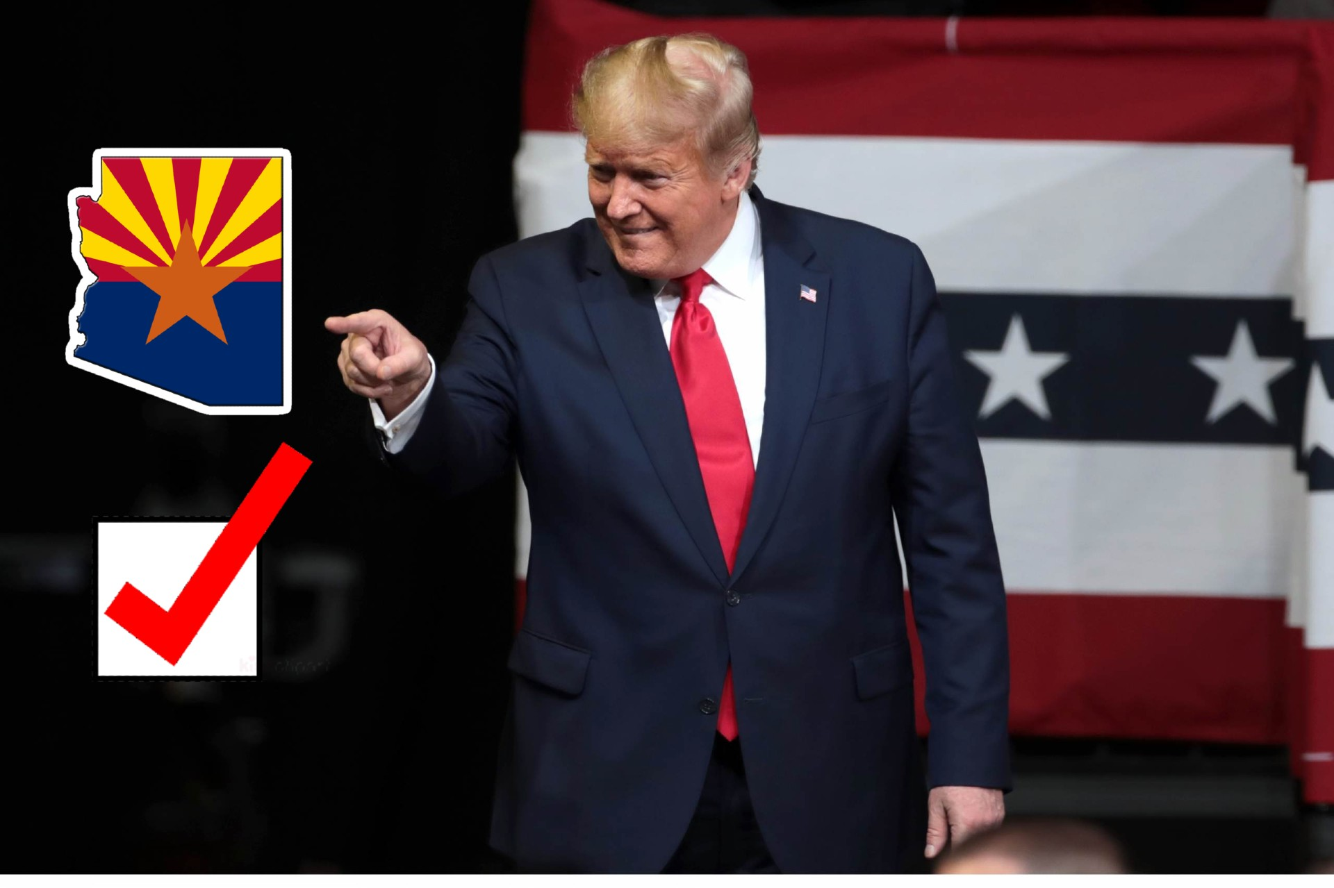It's Official: Trump Won Arizona