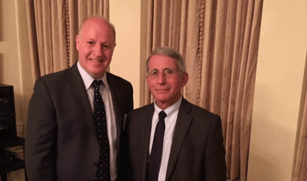Fauci Funds ANOTHER Coronavirus Study By Disgraced Peter Daszak's EcoHealth Alliance.