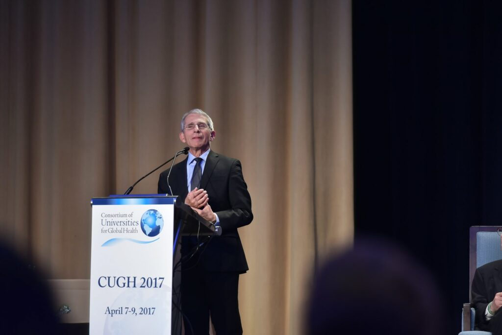 Daszak Admits Fauci Funded Chinese Coronavirus Research at Conference Featuring Hunter Biden-Linked Pandemic Group.